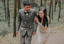 Prewedding for Riana Sampoerna by Koku Footwear