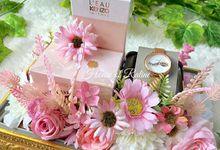 Daisy Pink by House of Raline Wedding Hampers