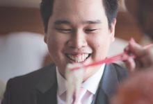 Alvin & Novi Wedding Day by Okeii Photography