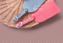 Luggage Tag by Kejora Gift & Souvenir