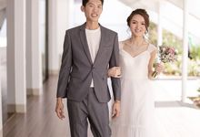 Wedding Actual Date by Makeupwifstyle