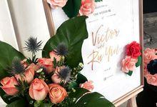 Paper Flowers Wedding by POPfolio