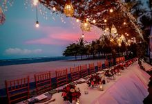 wedding ceremony & dinner by Nusa Dua Beach Hotel & Spa, Bali