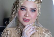 MAKEUP & ATTIRE by Limajariwedding