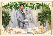 Aldi & Diana - Idris & chayati Wedding party by The Caramel's Corner