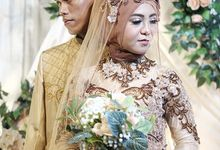 Wedding Indah Dan Sugeng by thustelphotography