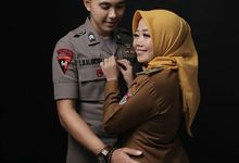 The Prewedding Lutni X Oci by Potret Photo