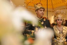 Reza and Putri Pre Wedding Wedding Day by lodygraphics
