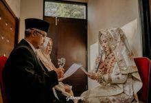 Farah & Fadlur by Andri & Friends Wedding Planner