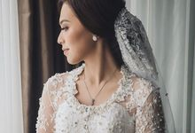 The Wedding of Cynthia & Yoni by Chandani Weddings