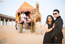 Pre-wedding Shoot by Parinay Pixels