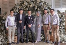 Accoustic Day on Adit & Fina's Wedding by Jadi Musik Project