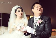 THE WEDDING DR. LEROY-DRG. MARISA by Diana Photo
