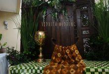 Konsep Siraman by Vedhita Wedding Organizer