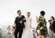 Masahiro & Mari by Vowever Wedding Planner
