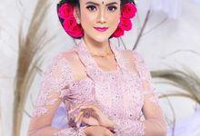 Solo Putri - Kebaya Kirana by Djenar by Djenar Wedding