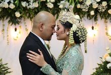 Client - Ms Becky by Djenar Wedding