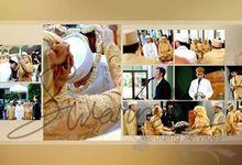 fenti dan wahyu by Swarna Wedding