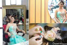 Wedding Djefry + Yohana by Cheers Photography
