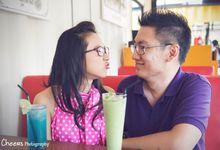 Prewedding Yohanes & Evie by Cheers Photography