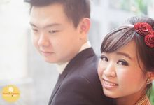 Engagement Pieter & Ingrid by Cheers Photography