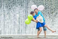 Prewedding Fendy & Indri by Cheers Photography