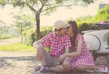 Pre Wedding Dian + Daniel by Cheers Photography