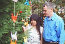 Prewedding & Wedding Chris & Dina by Cheers Photography