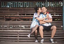 Felix & Farah Prewedding by fotovela wedding portraiture
