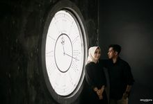Prewedding N + R by Segarmata Photography