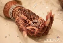 Ethar & Yousuf Wedding by zeenaphotography