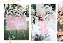 Terry & Yovita by Cloris Decoration & Planner