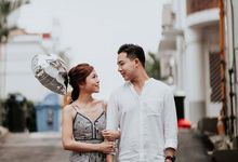 Eunice's Pre-Wedding by Allylimmakeup