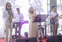 Wedding of Dea & Anka by Jadi Musik Project