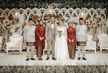 The Wedding of Aisya & Ivan by MORS Wedding