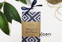 Mariana & Pandhu by Kaen Souvenir