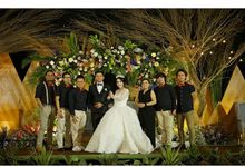 The Wedding of Mytha & Ardio by Nine Entertainment