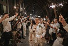 White Wedding by Hipster Wedding