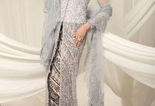 Classic Long Kebaya by O&H Atelier