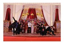 the wedding of Raeditta & Afhi by La'Voir Wedding Organizer
