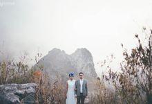 Madyosa + Nadya Engagement by Hieros Photography