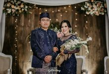 Telly & Toshi Wedding by Get Her Ring