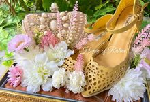 White & Blush by House of Raline Wedding Hampers
