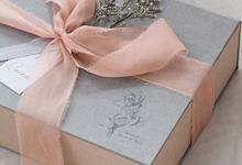Bridesmaid Kit Box for Kelvin Recia & Teresa Adriani by Yarra Living