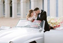 Modern royal wedding by Sublime Luxury Weddings