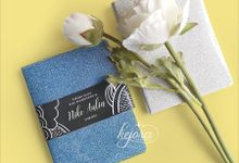 Glitter Notebook by Kejora Gift & Souvenir