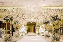 Pullman Thamrin Ballroom by Pisilia Wedding Decoration