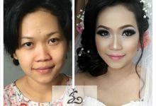 wedding makeup by ShenLeo Makeup