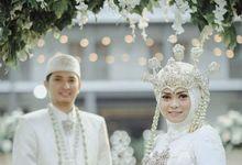 The Wedding Of Annisa & Farhan by ViefSeserahan.id