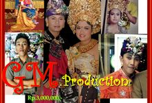 Portfolio by GM. Production Make Up Artist